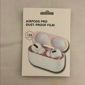 Accessories - AIRPODS PRO DUST PROOF
